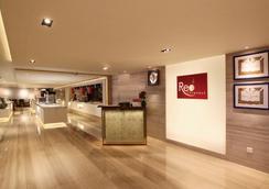 Prudential Hotel - Hong Kong - Restoran