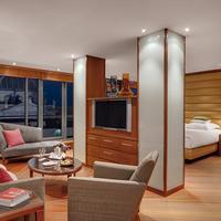 anna hotel Living Area