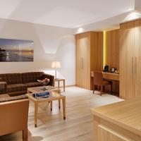 Hotel Excelsior Living Area