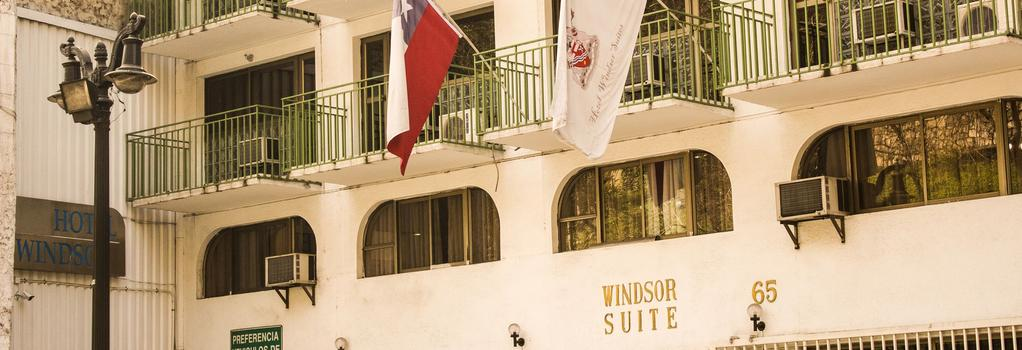 Hotel Windsor - Santiago - Building