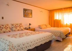 Hotel Windsor - Santiago - Kamar Tidur