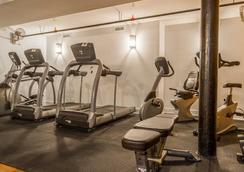 Franklin Guesthouse - Brooklyn - Gym