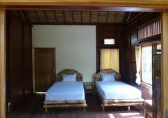 Magic Valley Guest House - Kuta (Lombok) - Kamar Tidur