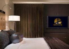 Golden Gate Hotel and Casino - Las Vegas - Kamar Tidur