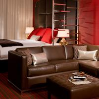 Golden Gate Hotel and Casino Living Area