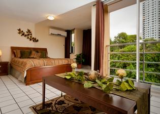 Panama Center Apartments