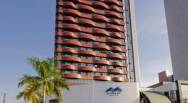 Manaus Hotéis - Millennium - Manáus - Building