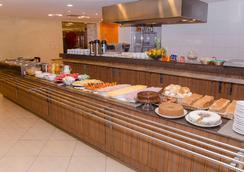 Hotel Express Vieiralves - Manáus - Restoran