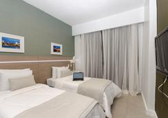 Hotel Adrianópolis All Suites - Manáus - Kamar Tidur