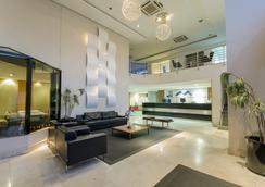 Hotel Adrianópolis All Suites - Manáus - Lobi