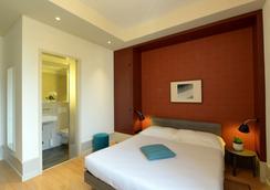 Hotel Pestalozzi Lugano - Lugano - Kamar Tidur