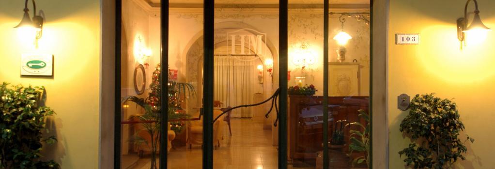 Hotel Moderno - Pisa - Lobby