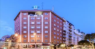 Hotel Quindós - León - Bangunan