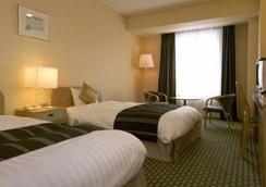 Tennoji Miyako Hotel - Osaka - Kamar Tidur