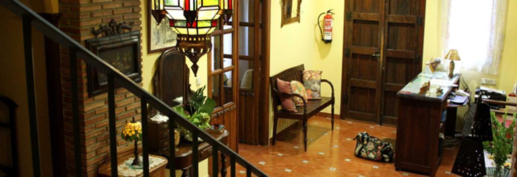 Hotel Alicia Carolina - Monachil - Lobby