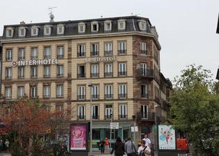 Inter-hotel Le Bristol Strasbourg