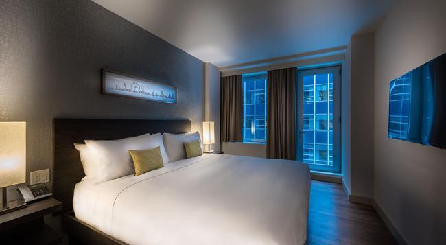 The Bernic Hotel - New York - Bedroom