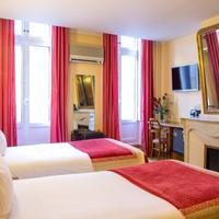 Hotel Albert 1er Guestroom
