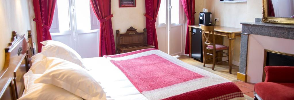 Hôtel Albert 1er - Toulouse - Bedroom