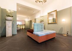 Hotel Portinari - Bruges - Lobi