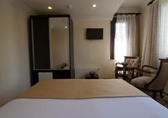 Sultans Hotel - Istanbul - Kamar Tidur