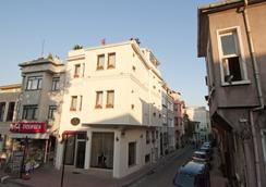 Sultans Hotel - Istanbul - Pemandangan luar