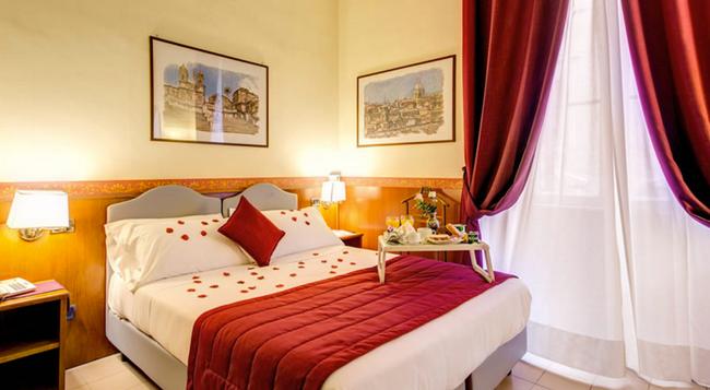 Hotel Giotto Flavia - Rome - Bedroom