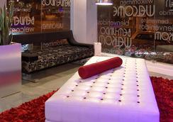 Rioné Hotel Boutique - Cuenca - Lobi