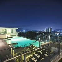 The Wide Condotel Rooftop Pool