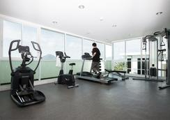The Wide Condotel - Phuket City - Gym