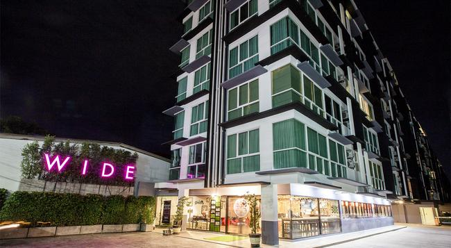 The Wide Condotel - Phuket City - Building