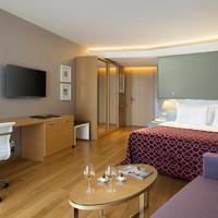 Akra Hotel Guestroom