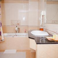 Golden Sand Hotel Bathroom