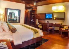 Borei Angkor Resort & Spa - Siem Reap - Kamar Tidur
