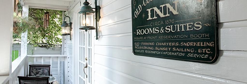 Old Customs House Inn - Key West - Building