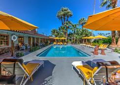 Colt's Lodge - Palm Springs - Kolam