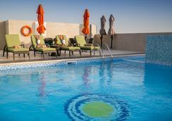 Gulf Pearls Hotel - Doha - Kolam