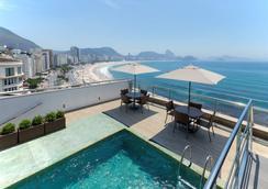 Orla Copacabana Hotel - Rio de Janeiro - Kolam