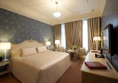 Radisson Royal Hotel, Moscow - Moskwa - Kamar Tidur