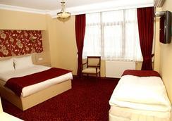 Golden Horn Istanbul Hotel - Istanbul - Kamar Tidur