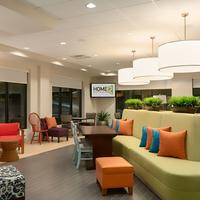 Home2 Suites by Hilton Salt Lake City-East Lobby Sitting Area