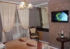 Master And Margarita Hotel - Irkutsk - Kamar Tidur
