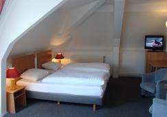 Rho Hotel - Amsterdam - Kamar Tidur