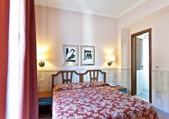 Hotel Pyramid - Roma - Kamar Tidur