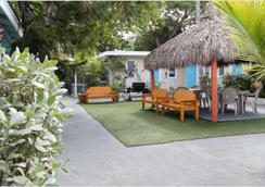 Seashell Motel & Key West Hostel - Key West - Pemandangan luar