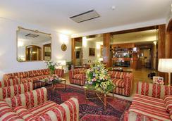 Hotel Cecil - Roma - Lobi