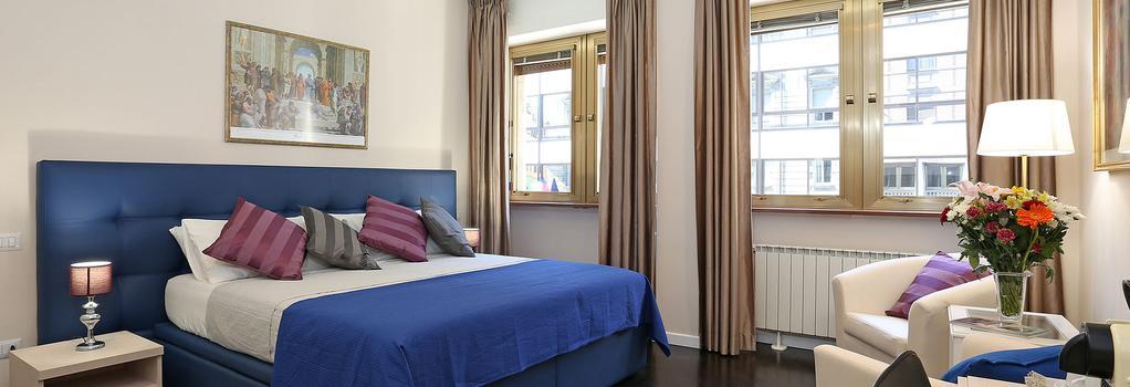 S Suites in Rome - Rome - Bedroom