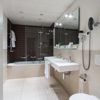 Hotel Euler Bathroom