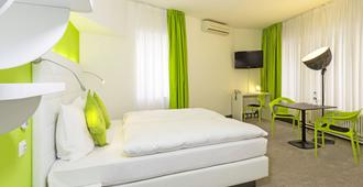 Hotel City Inn - Basel - Kamar Tidur