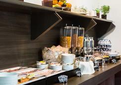Hotel City Inn - Basel - Restoran